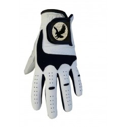 "Leather ""Eagle"" Golf Glove Black Trim"