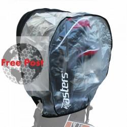 Masters golf bag hood.