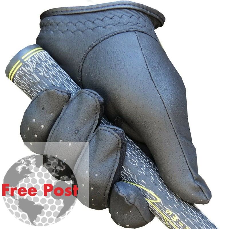 All Weather Black Golf Glove