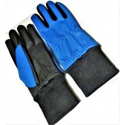 Blue Winter Ladies Golf Glove Pair