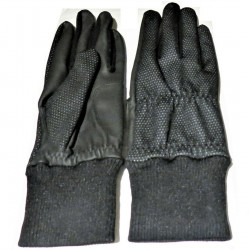 Black Winter Ladies Golf Glove Pair