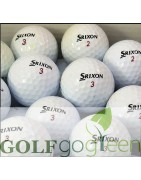 Genuine Recycled Srixon Golf Balls